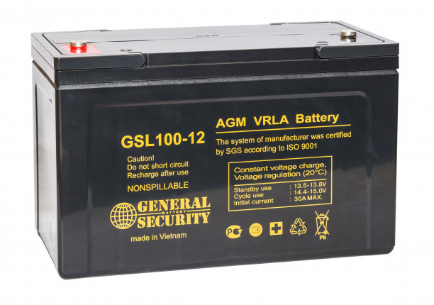 General Security GSL 100-12