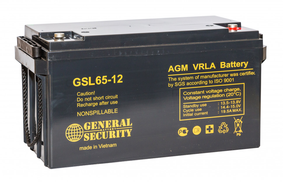 General Security GSL 65-12