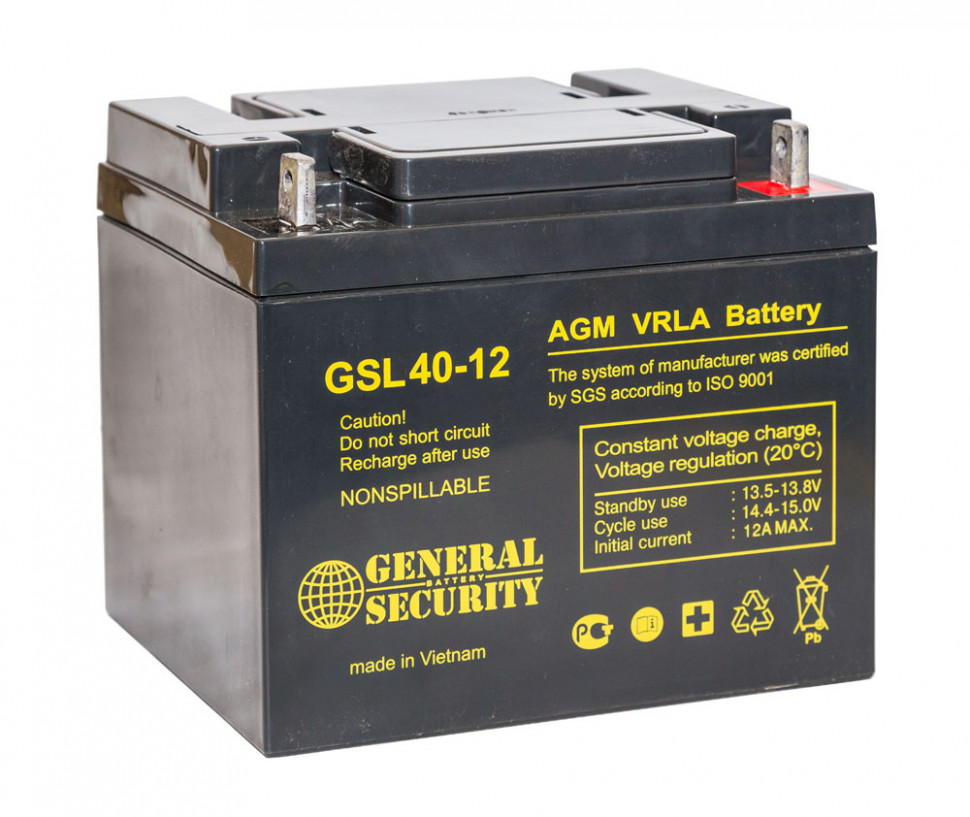 General Security GSL 40-12
