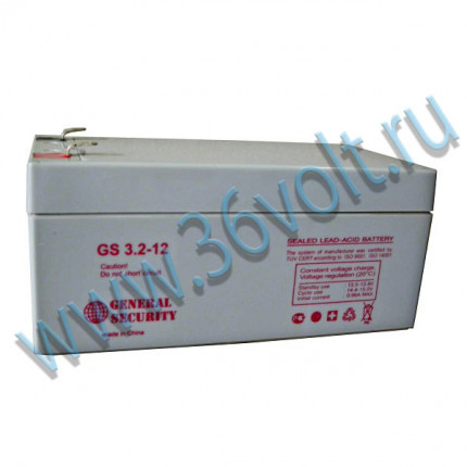 General Security GS 3,2-12